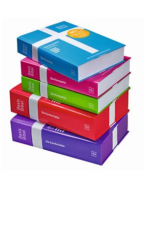 Cover des Buches Deutsche Bibelgesellschaft: BasisBibel
