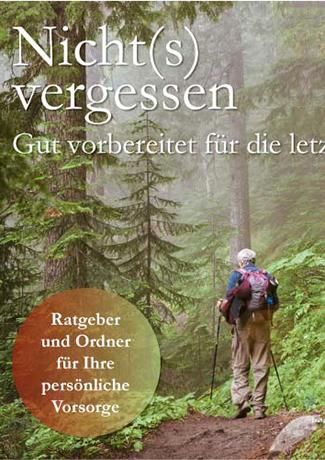 Cover des Buches Evangelische Landeskirche Baden/Kompetenzzentrum Fundraising Bayern: Nicht(s) vergessen