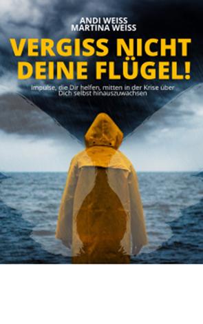 Cover des Buches Andi Weiss, Martina Weiss: Vergiss nicht deine Flügel!